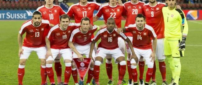 La Suisse est l'une des équipes qui pourrait faire la surprise dans ce groupe A de l'Euro 2016.