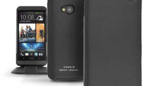 Lederetui HTC One...